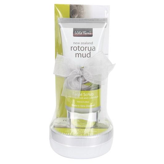 Parrs Rotorua Mud Tower - Hand Crème, Face Pack, Scrub