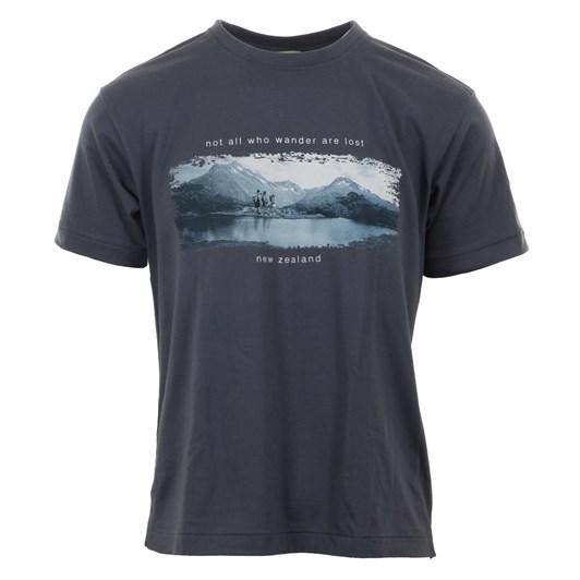 Seabreeze Not All Who Wander T Shirt