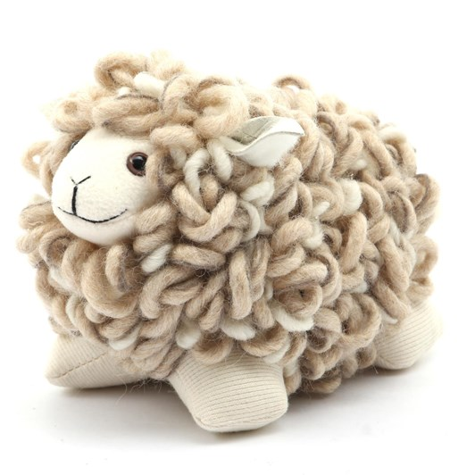 Rozcraft Textured Wool Loop Sheep 19cm