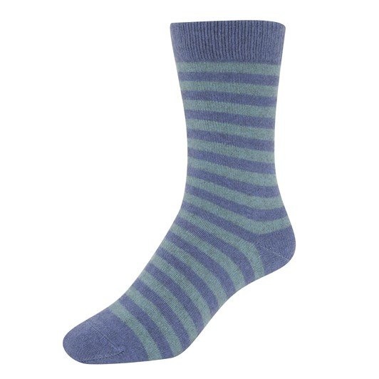 Native World Ladies Striped Sock