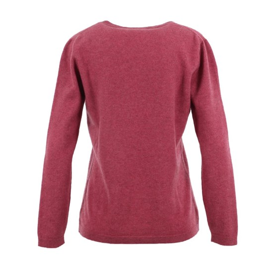 Native World Ladies Round Neck Plain Sweater