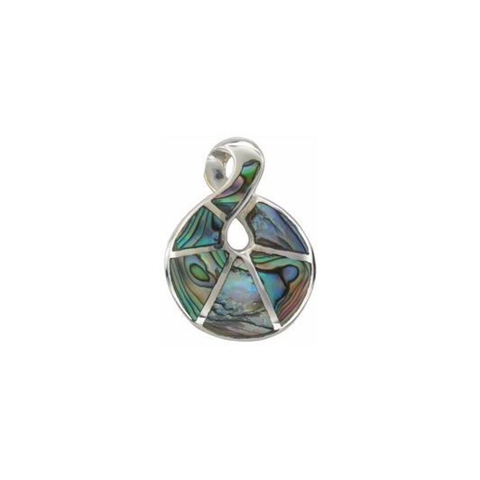 Ariki Sterling Silver Pendant