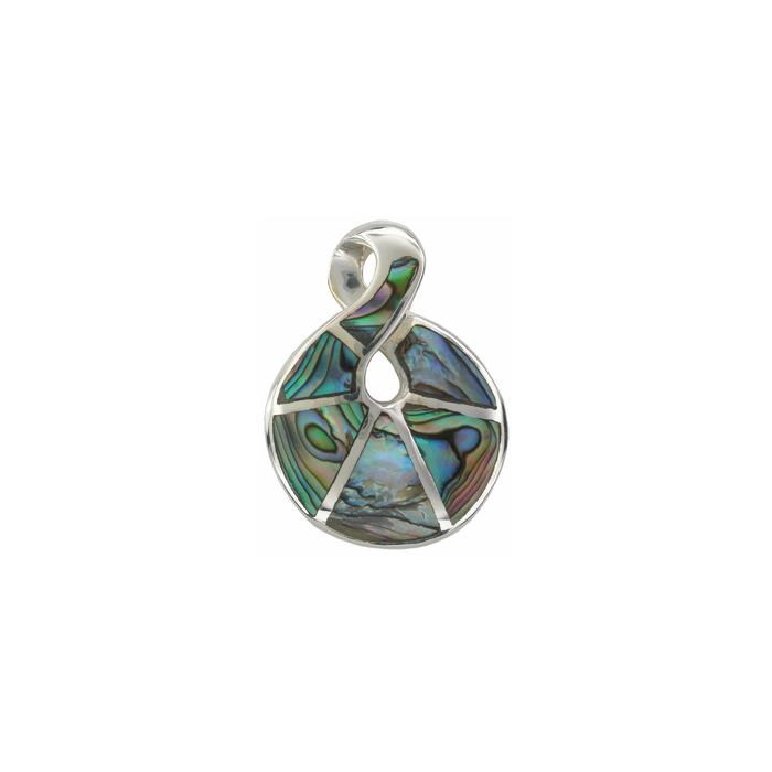 Ariki Sterling Silver Pendant -