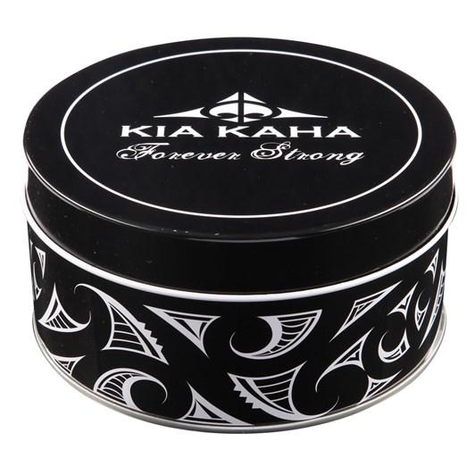 Kia Kaha Koru Leather Belt