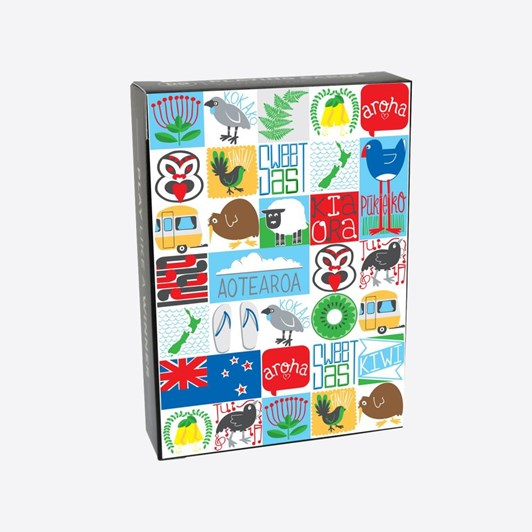 DQ&CO Playing Cards Kiwiana Tiles
