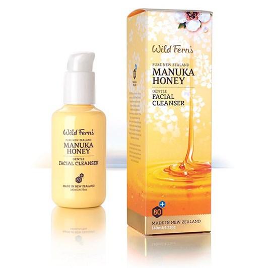 Wild Ferns Manuka Honey Gentle Facial Cleanser 140ml