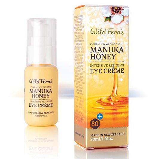 Wild Ferns Manuka Honey Intensive Refining Eye Creme 30ml