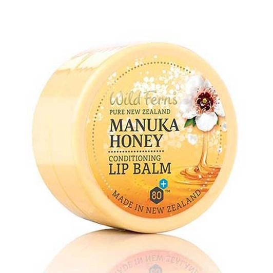 Wild Ferns Manuka Honey Conditioning Lip Balm 15g