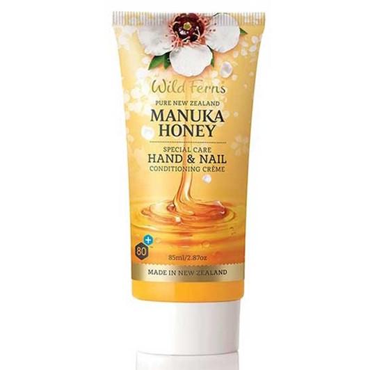 Wild Ferns  Manuka Honey Special Care Hand & Nail Conditioner 85ml