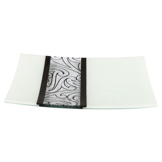 Maori Boy Rongo Medium Square Platter 300x300mm