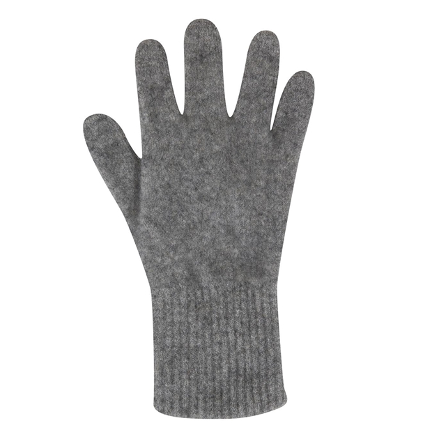 Native World Two Tone Gloves - 437 - silver