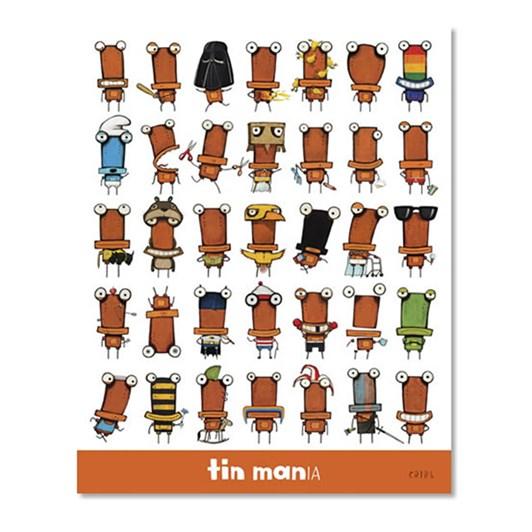 Tin Mania Small Box Frame