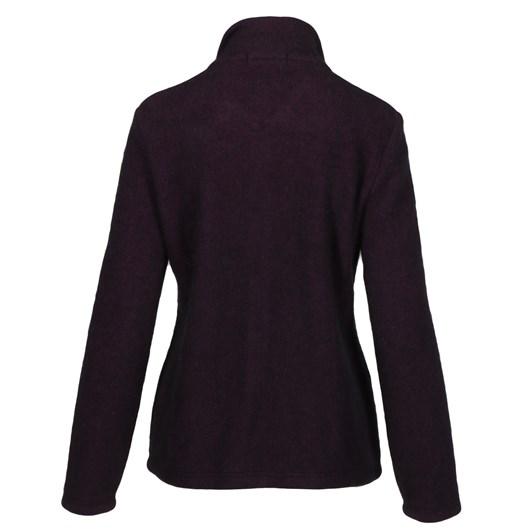 Koru Shaped Zip Jacket