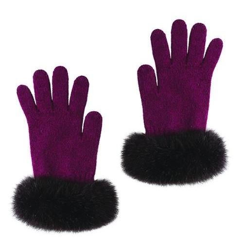 McDonald Fur Trim Glove