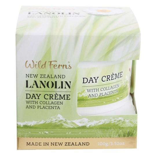 Lanolin Day Creme Pot 100g