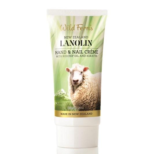 Lanolin Hand & Nail Creme