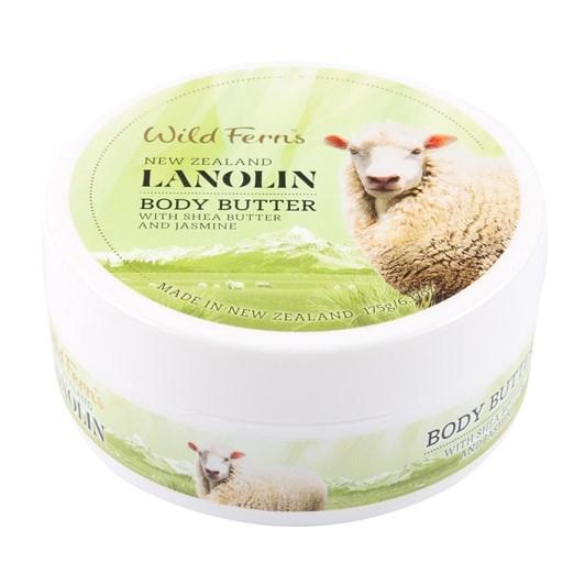 Lanolin Body Butter Pot 175g
