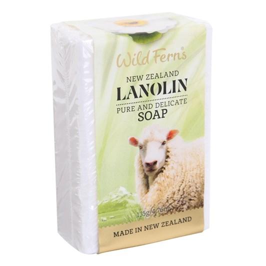 Lanolin Soap 135g