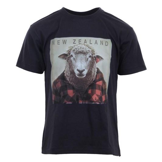 Seabreeze Sheep Swandri New Zealand Made Unisex T-Shirt