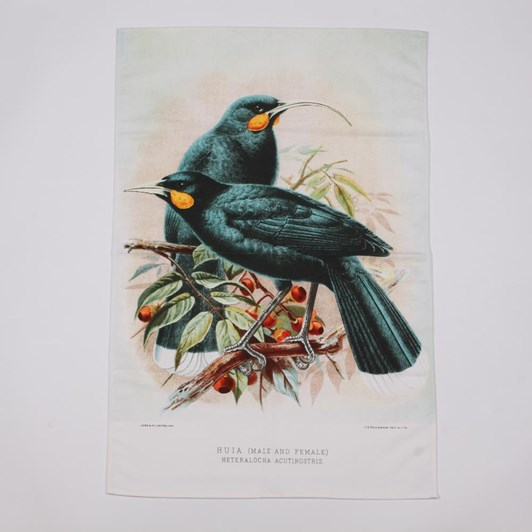 Huia Tea Towel