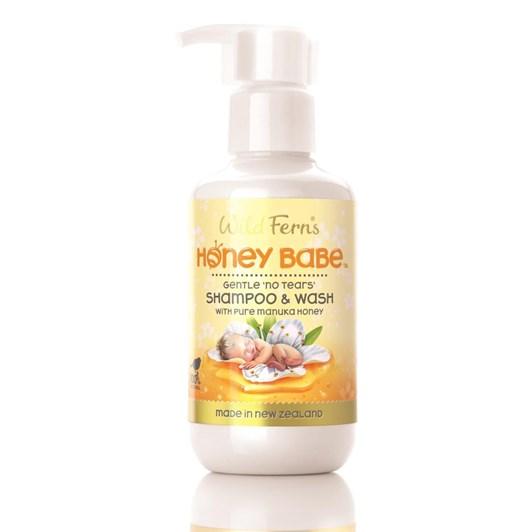 Honey Babe Shampoo & Wash 140ml