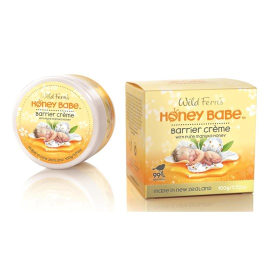 Honey Babe Barrier Crème 400g