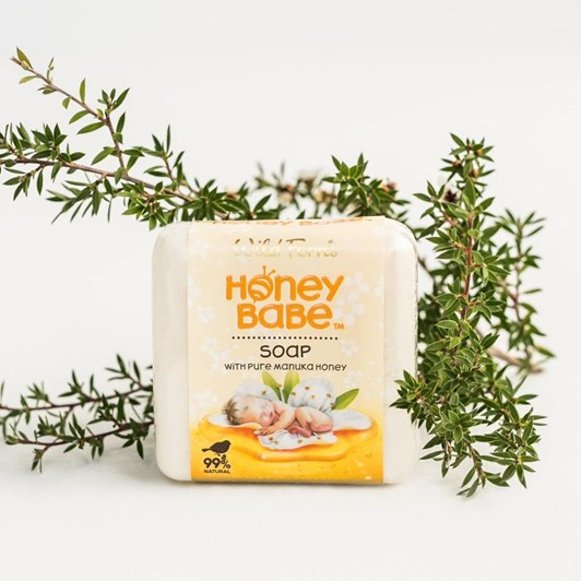 Honey Babe Soap 100g