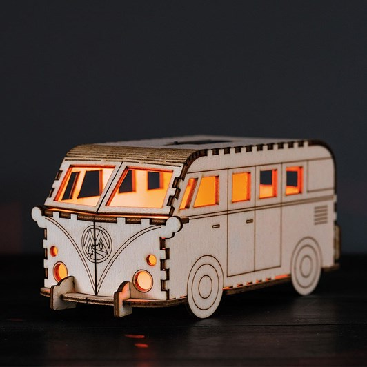 Lumilights Camper Van Solar Powered Light