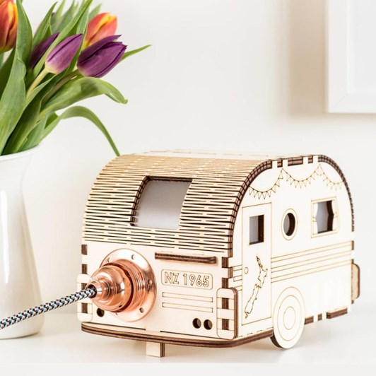 Lumilights Retro Caravan Lamps