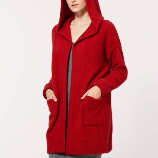 McDonald Oversize Hood Jacket