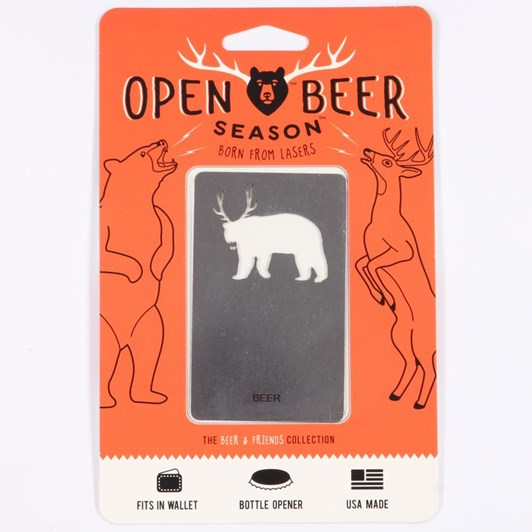 Zootility Beer Card