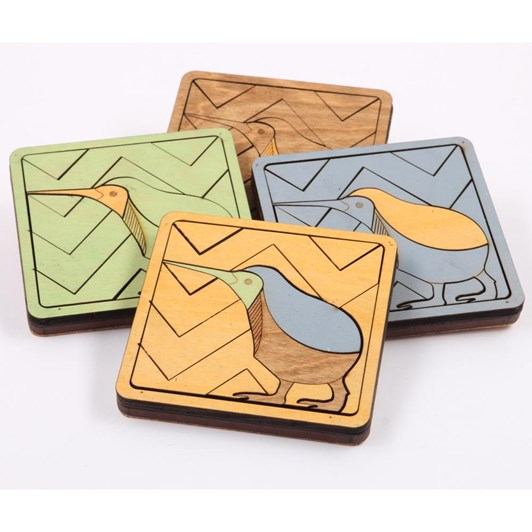 Zootility Artlifting Coaster Pack