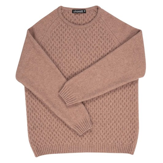 Native World Arran Knit Sweater