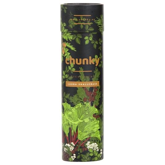 Chunky Flourish Laura Shallcrass NZ Art Series Bottle
