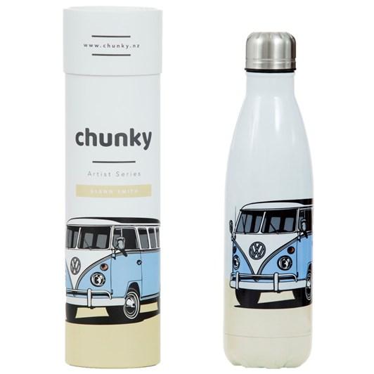 Chunky Kombi Glenn Smith NZ Art Series Bottle