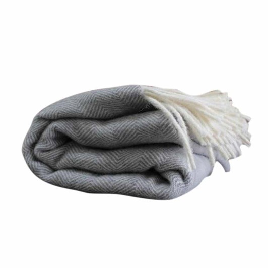 Mt Somers Station Lambs Wool Throw 150x180cm