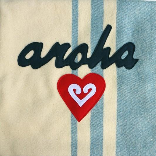 Artearoa Aroha Cushion Cover