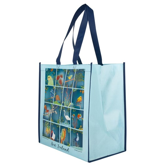 Nature's Gallery Shopping Bag
