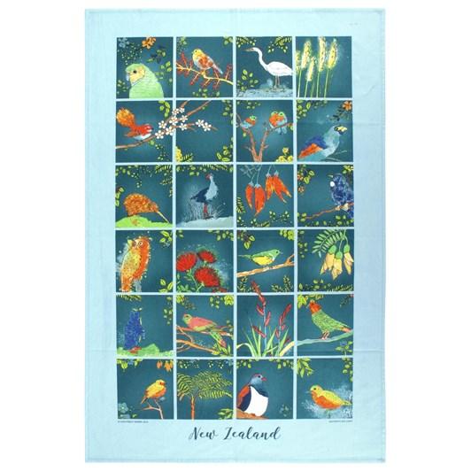 Nature's Gallery Tea Towel
