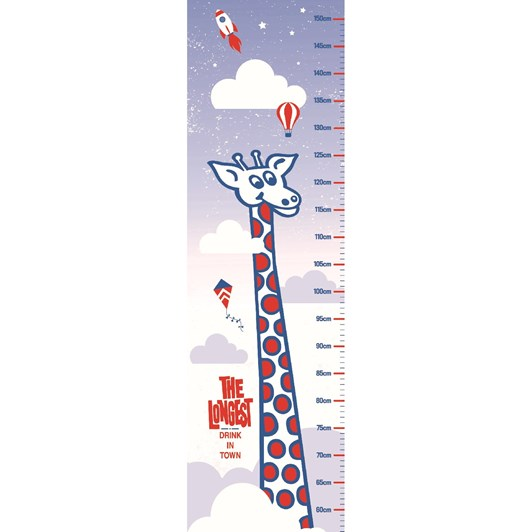 Just Great Design Longest Drink In Town Height Chart