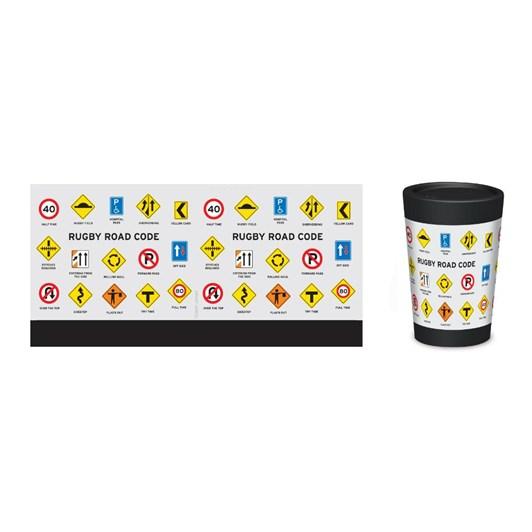 Cuppacoffeecup Rugby Road Code By Glenn Jones