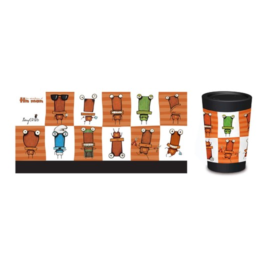 Cuppacoffeecup Tinman Squares By Tony Cribb