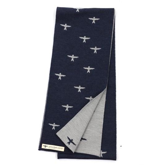Untouched World Kite Scarf