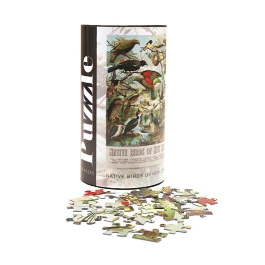 NZ Native Bird Jigsaw Puzzle