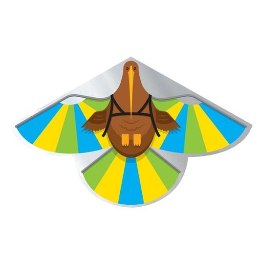 Native Bird Kiwi Kite