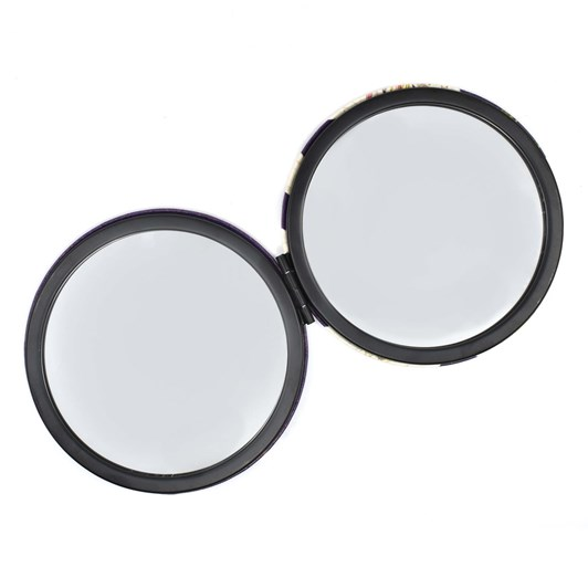 Tanya Wolfkamp Mt Cook Lily Cosmetic Mirror