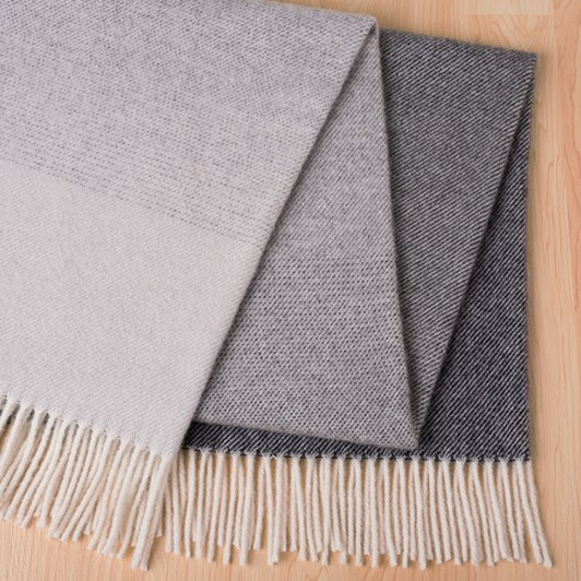 Piha 100% NZ Lambswool Throw