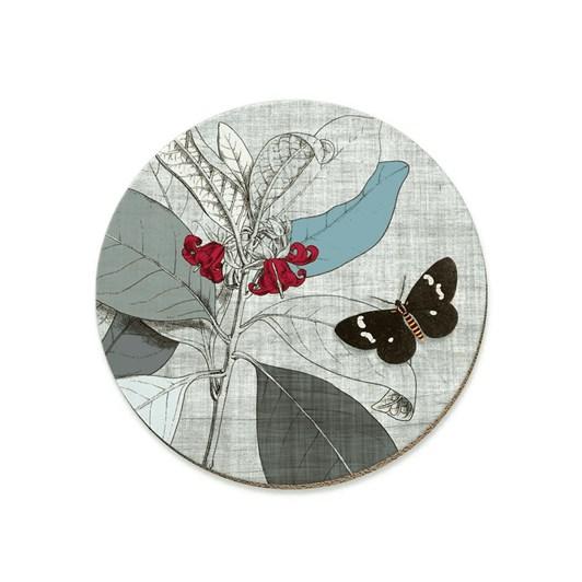 Tanya Wolfkamp Botanica Karo Coaster