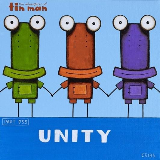 Unity By Tony Cribb
