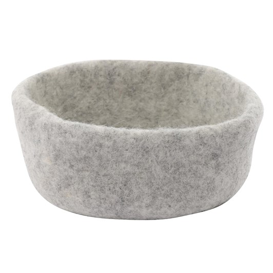 SHEEP-ish Design Small Felt Bowl 15cm